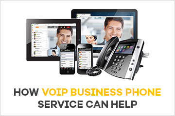 How VoIP Business Phone Service Can Help